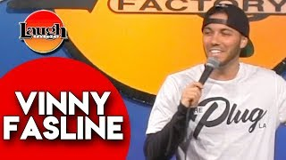 Vinny Fasline | Living in Hollywood | Laugh Factory Stand Up Comedy