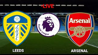 🔴Trực tiếp[Leeds United vs Arsenal Premier League 2020-2021 ||Pes17