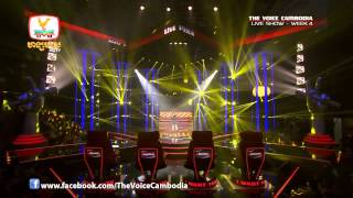 The Voice Cambodia - Live Show 4 02 Nov 2014