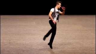 Tap Dance World Championship 2012 - Solo, male, Adults - Aleksandr Ostanin - Ukraine