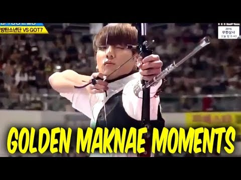 BTS Jungkook is Good at Everything - Golden Maknae Moments