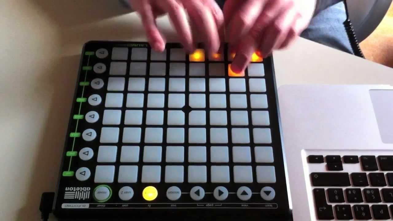 Dj Tech Tools Ableton Contest By Rick Fresco Youtube