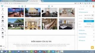 Hướng dẫn sử dụng Ladipage - Tạo website landing page bán hàng trong 5 phút