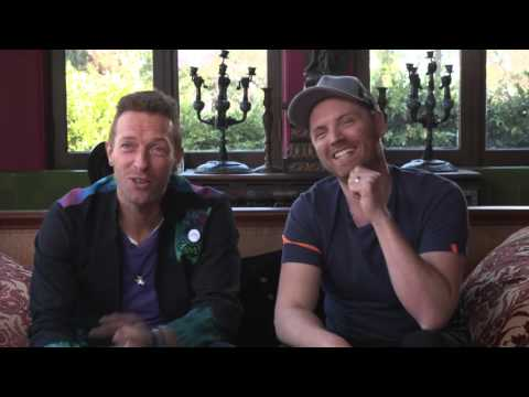 The BSMNT: Coldplay interview met Chris & Jon