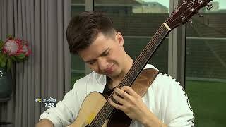 "Marcin Patrzalek (Guitar Wizards) Performs ""Asturias"""