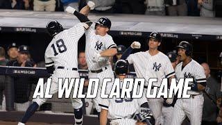 MLB | 2017 AL Wild Card Game Highlights (NYY vs MIN)