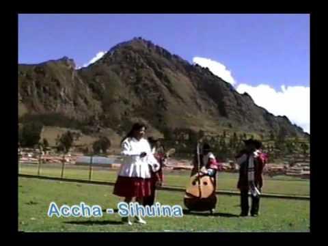 06.- Los Ases del sur - Recuerdos de mi Accha Sihuina - Accheñito.flv