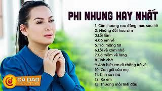 Những ca khúc trữ tình hay nhất của Phi Nhung