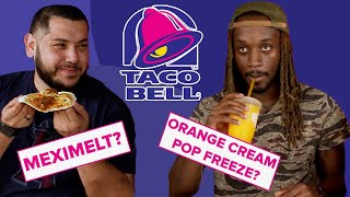 We Tried The Least Popular Items From Taco Bell