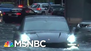 GOP Mayor Of Miami On Why There's No Debate About Climate Change | Velshi & Ruhle | MSNBC