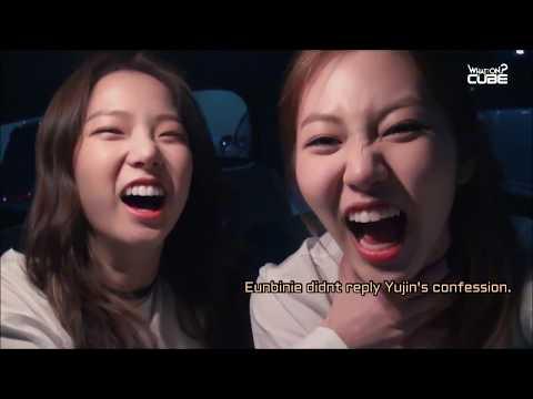 CLC on Crack 6 | Yujin The Teasing target 3