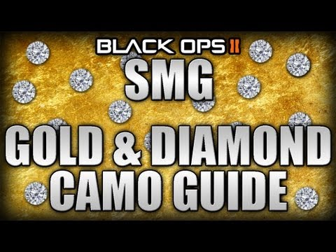 Gold Scorpion Black Ops 2 Black Ops 2 | Smg Gold