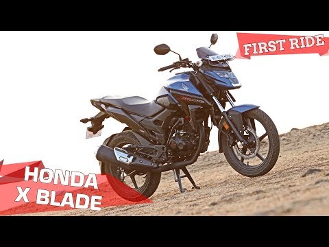 Honda XBlade Review: 5 Things You Need to Know