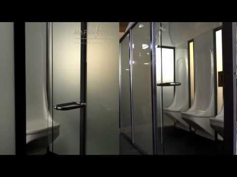 Advanced Hybrid Steam Room by Am-Finn Sauna & Steam