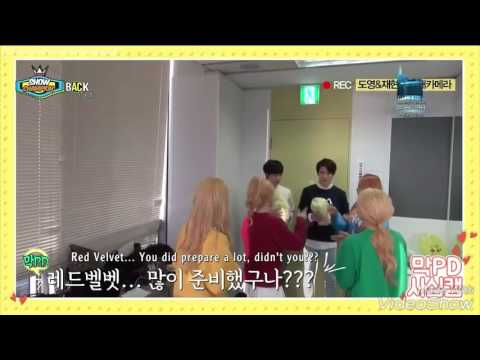 NCT Sing&Dance to Red Velvet Compilation 2017