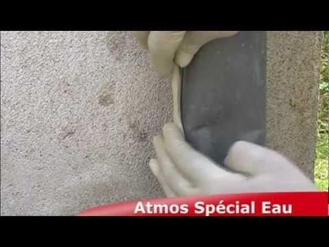fuites d 39 eau mastic de r paration sp cial eau youtube. Black Bedroom Furniture Sets. Home Design Ideas