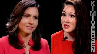 Understanding Tulsi Gabbard: Interview March 2019