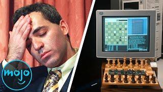 Top 10 Times Robots Beat Humans at Games