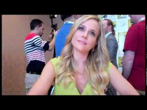 Julie Benz Interview -