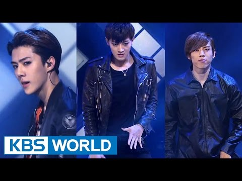 INFINITE & EXO - Collaboration [2014 KBS Song Festival / 2015.01.14]