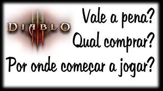 Vale a pena comprar Diablo III? E Expansão/Necromante? Por onde começar a jogar?