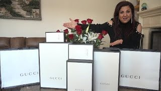BUYING MY WIFE $10,000 OF GUCCI FOR HER BIRTHDAY!!