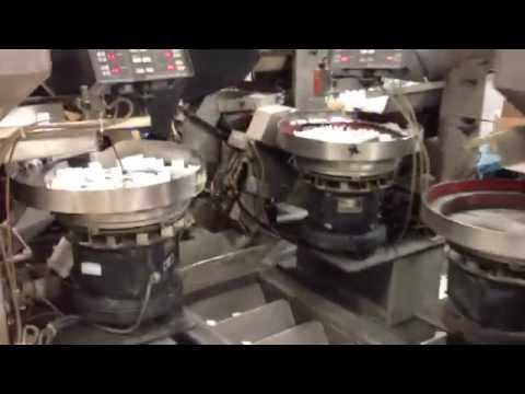Batching BMII Kit System running 30bpm