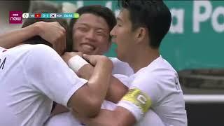U23 Việt Nam vs U23 Hàn Quốc Full hiệp 1
