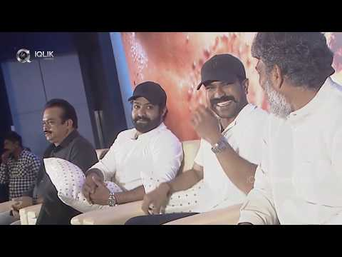 RRR Movie Team Press Meet Full Video