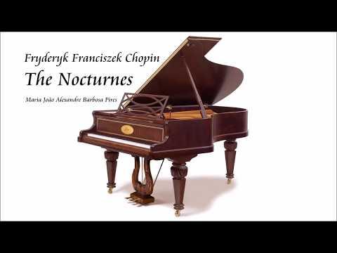 Chopin Nocturne No.6 in G minor, op.15  no.3 - Maria João Pires