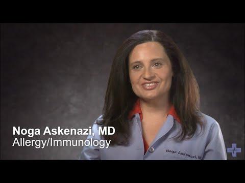 Meet Dr. Noga Askenazi, Allergist – Advocate Health Care