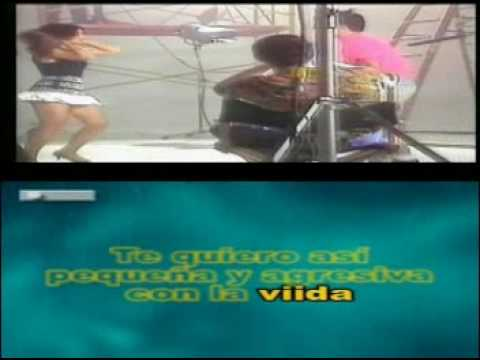 Jerry Rivera - Esa Niña 'KaraOke