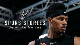 Spurs Stories | Dejounte Murray