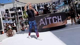 Aitch - Keisha & Becky Remix {Merky Festival 2019, Ibiza Rocks Hotel}