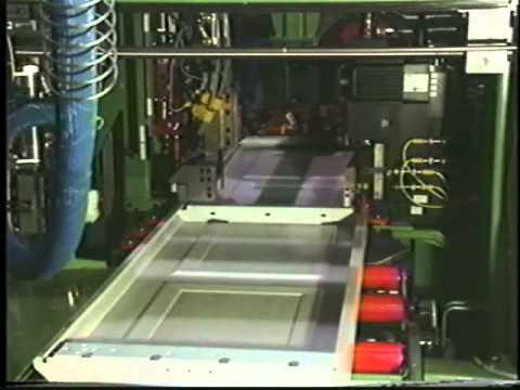 BTM Corporation- Garage Door Machine
