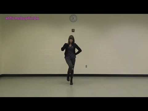 T-ara- Cry Cry Dance Cover