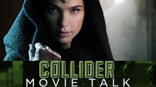Collider Movie Talk – First Wonder Woman Image And Cast Announced