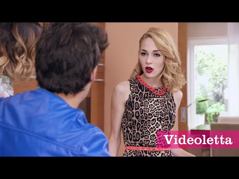 Violetta 3 English: Ludmi sees Vilu and Leon hugging Ep.61