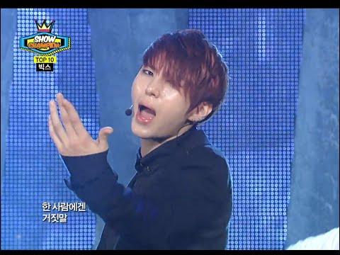 VIXX - Error, 빅스 - 에러, Show Champion 20141022