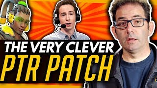 Overwatch | Why The New Patch Is Incredibly Clever from Blizzard - YouTube