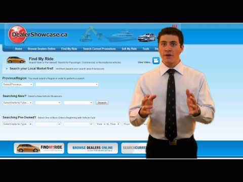 Used Cars, Local Cars for Sale, New Cars, Canada - DealerShowcase.ca