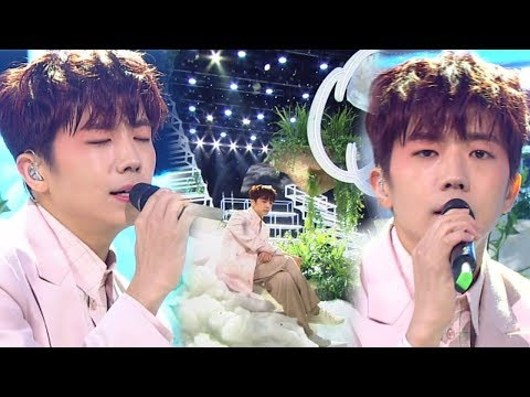 《Comeback Special》 Wooyoung(장우영) - Quit(뚝) @인기가요 Inkigayo 20180121