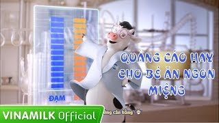 Quảng Cáo Vinamilk - Quảng cáo hài hước vui nhộn cho bé ăn ngon
