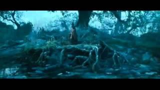 Maleficent has her wings stolen