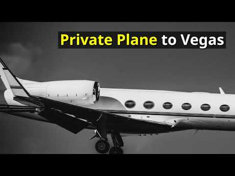 Private Jet to Las Vegas
