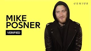 "Mike Posner ""I Took A Pill In Ibiza"" Official Lyrics & Meaning 