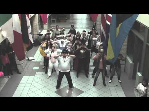 BH Thriller Flashmob 2015