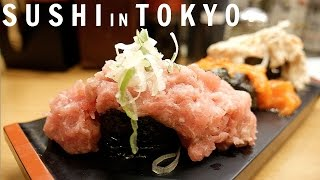 5 Delicious And Cheap Sushi Restaurants In Tokyo | Japan Food Guide