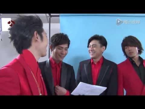 [HD] 言承旭 Jerry Yan 2013/2/7 QQ News