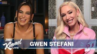Guest Host Dua Lipa Interviews Gwen Stefani